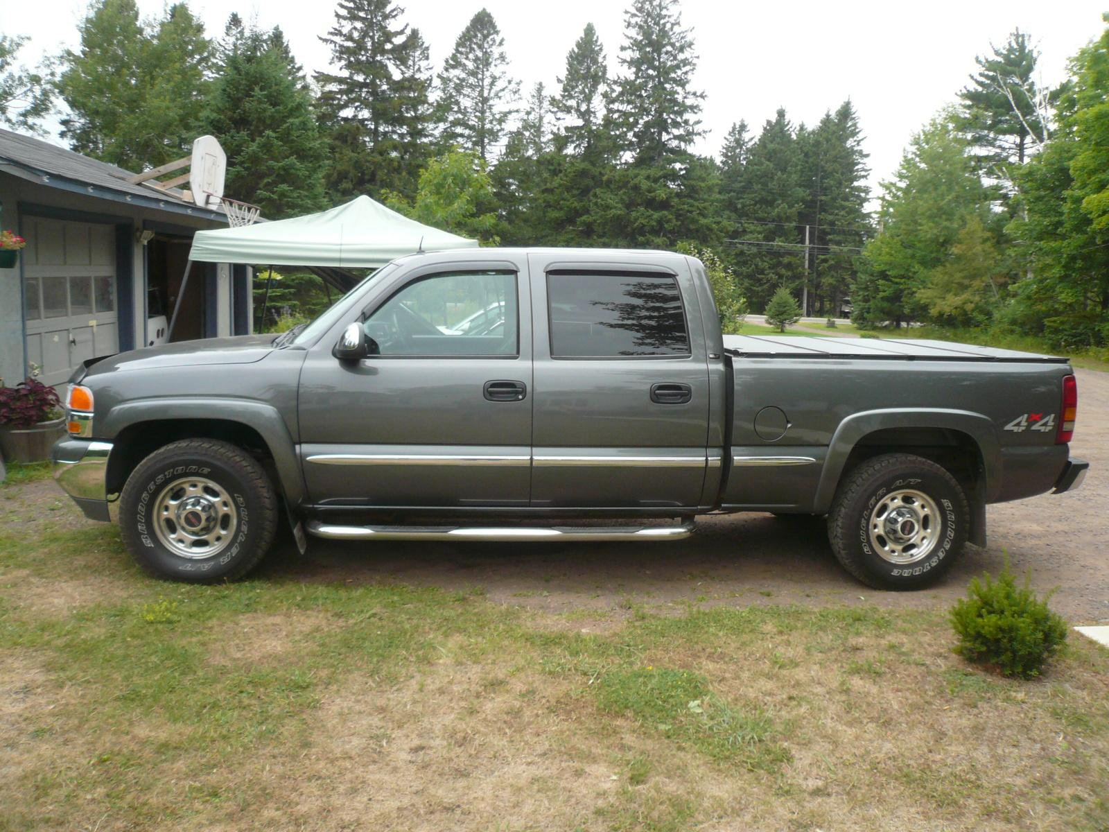 2001 Gmc Sierra 1500hd Information And Photos Neo Drive