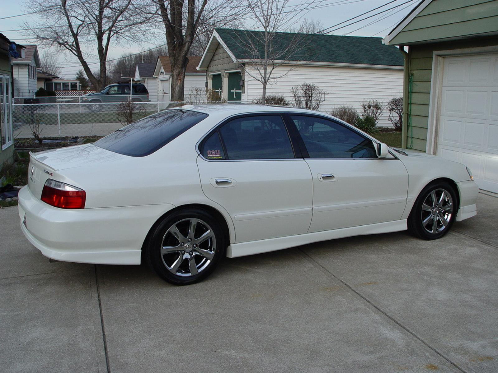 2002 Acura Tl Information And Photos Neo Drive