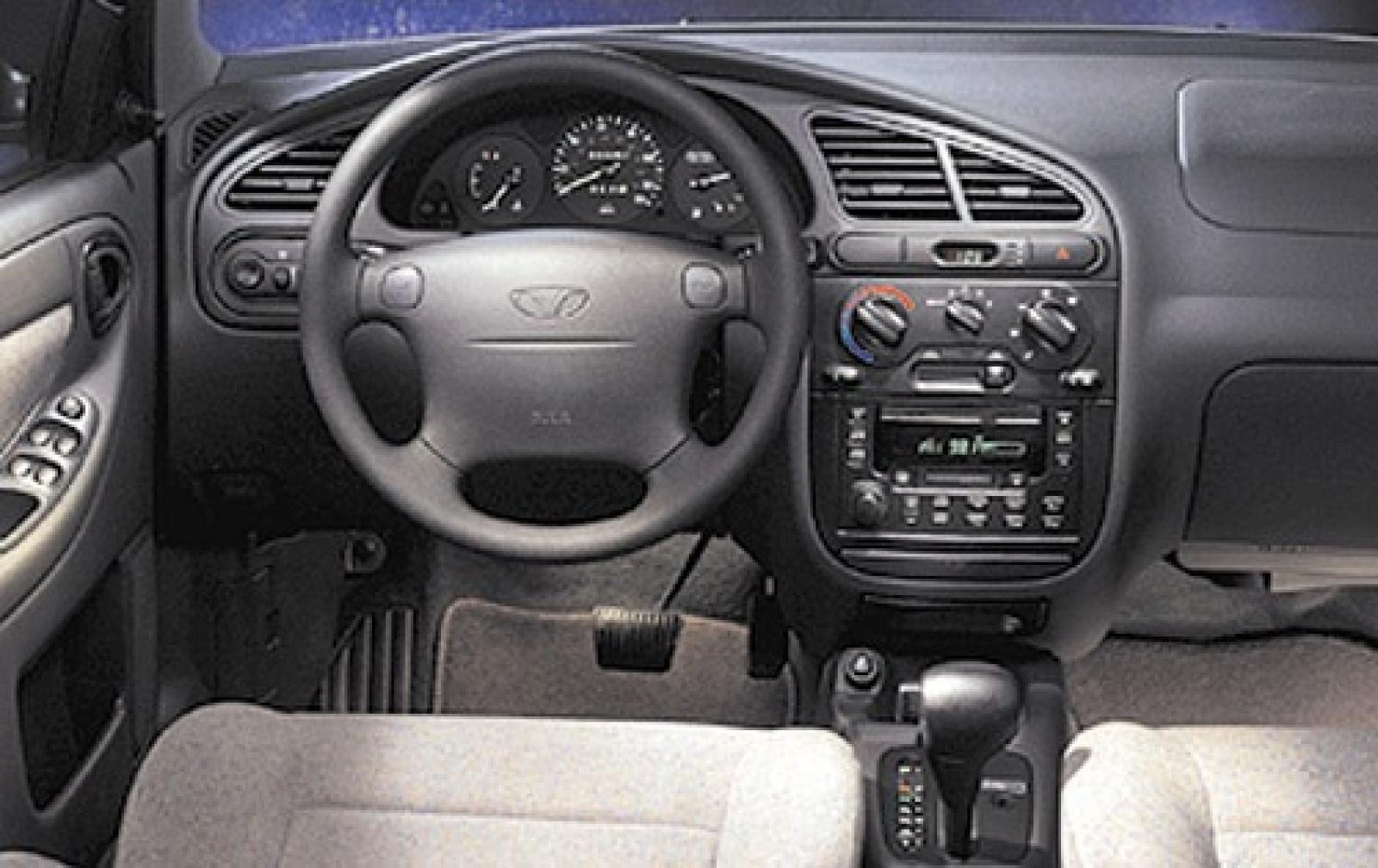 2000 Daewoo Leganza Audio System Stereo Wiring Diagram