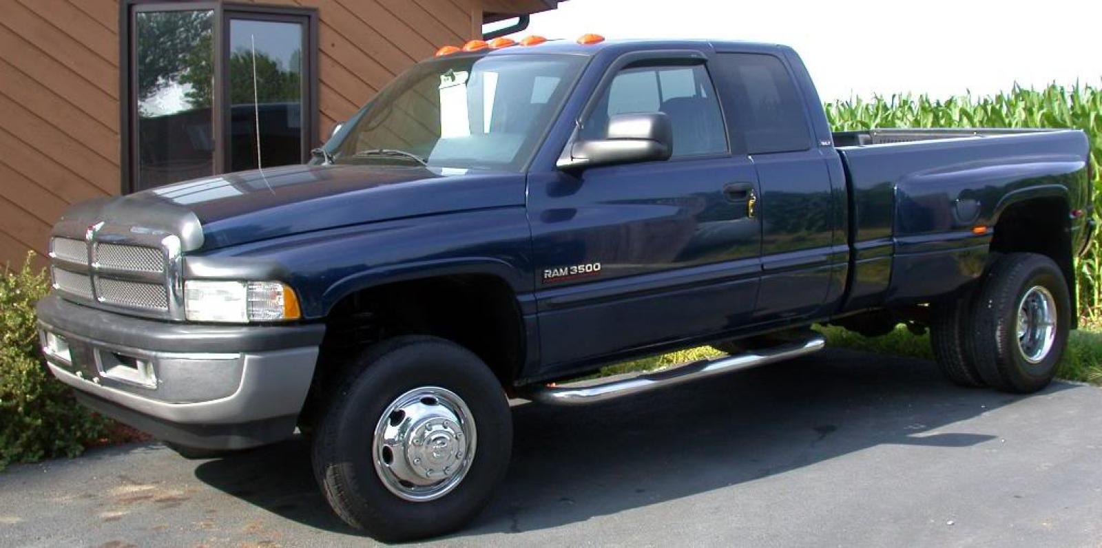 2002 dodge ram pickup 3500 information and photos neo drive neo drive