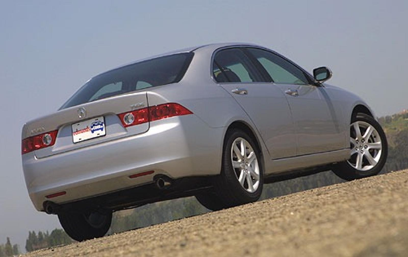 2005 Acura Tsx Information And Photos Neo Drive
