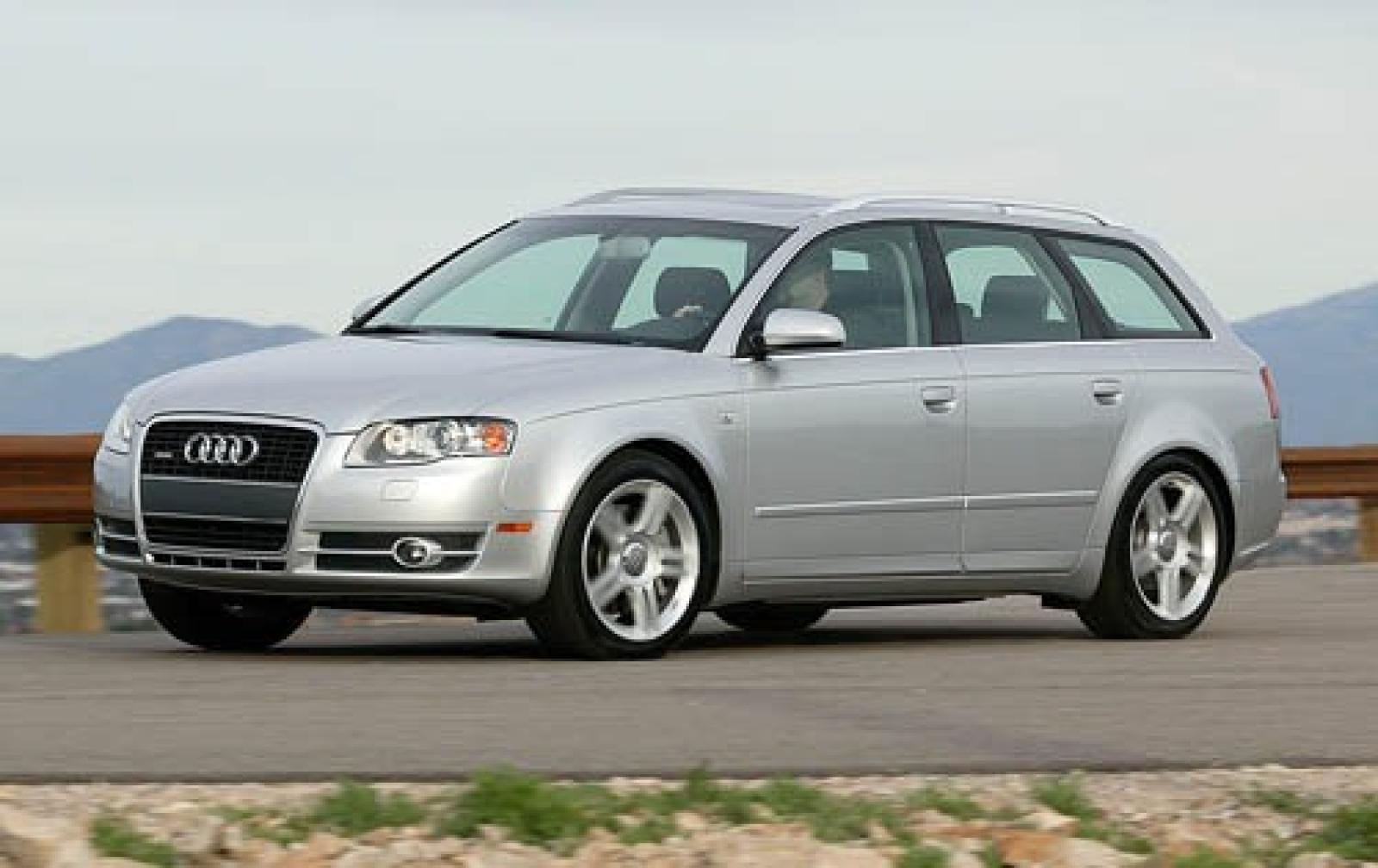 2006 Audi A4 1600px Image 4