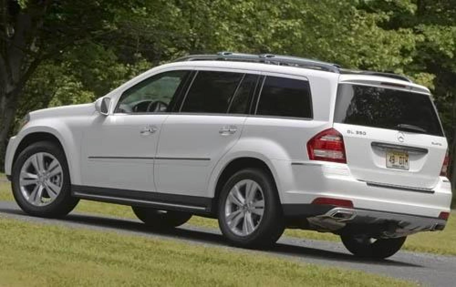 2010 Mercedes Benz Gl Class Information And Photos Neo Drive