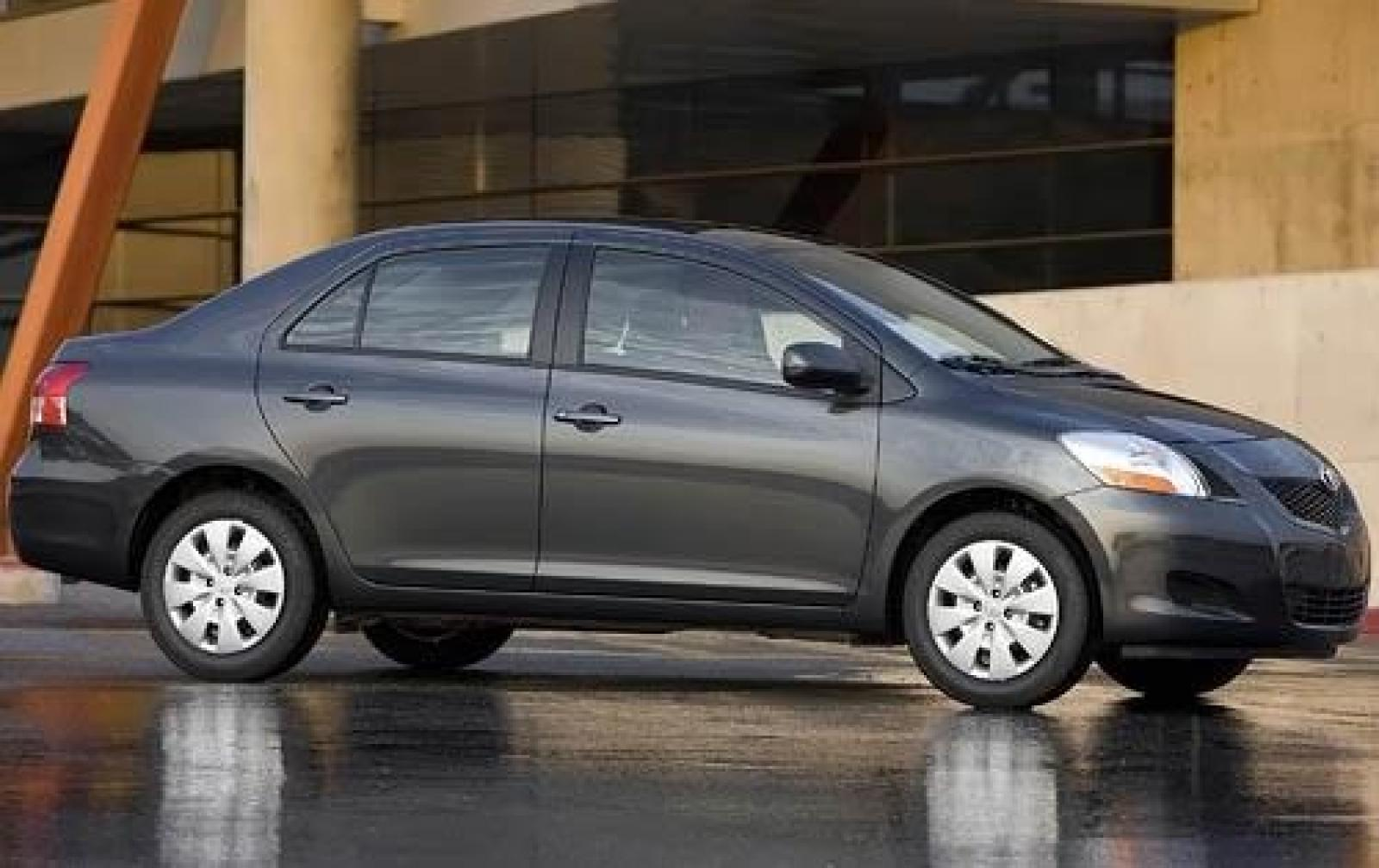 2011 Toyota Yaris Information And Photos Neo Drive
