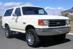 1990 Ford Bronco #8