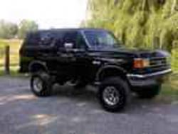 1990 Ford Bronco #4