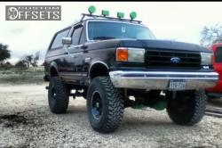 1990 Ford Bronco #9