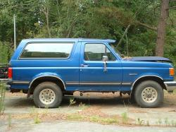 1990 Ford Bronco #11