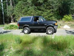 1990 Ford Bronco II #10