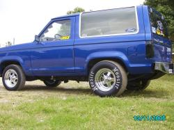 1990 Ford Bronco II #4