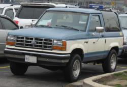 1990 Ford Bronco II #6