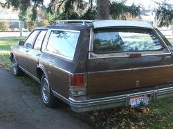 1990 Oldsmobile Custom Cruiser