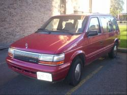 1990 Plymouth Grand Voyager #10