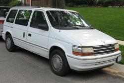 1990 Plymouth Grand Voyager #4