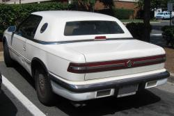 1991 Chrysler TC