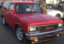 1991 GMC S-15 Jimmy #8