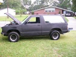 1991 GMC S-15 Jimmy #4
