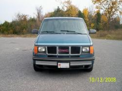 1991 GMC Safari #4