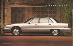 1991 Oldsmobile Ninety-Eight #5
