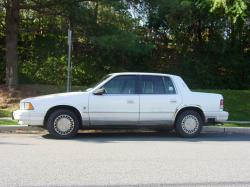 1991 Plymouth Acclaim #4
