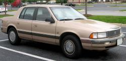 1991 Plymouth Acclaim #6