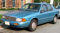 1991 Plymouth Acclaim #8