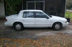1991 Plymouth Acclaim #7