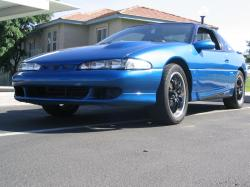 1992 Eagle Talon #11
