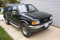 1992 Isuzu Rodeo #11