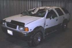 1992 Isuzu Rodeo #6