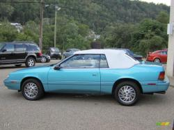 1993 Chrysler Le Baron