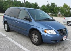 1993 Chrysler Town and Country #9