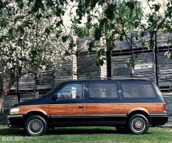 1993 Chrysler Town and Country #8