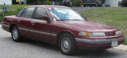 1993 Ford Crown Victoria #7