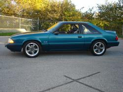 1993 Ford Mustang #3