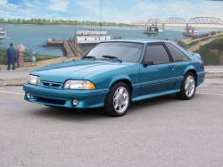 1993 Ford Mustang #5