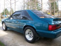 1993 Ford Mustang #8