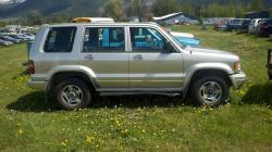 1993 Isuzu Trooper #11
