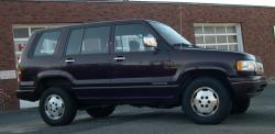 1993 Isuzu Trooper #9