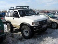 1993 Isuzu Trooper #8