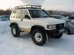1993 Isuzu Trooper #6