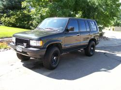 1993 Isuzu Trooper #2