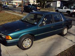 1993 Plymouth Acclaim #9