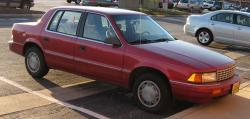 1993 Plymouth Acclaim #10