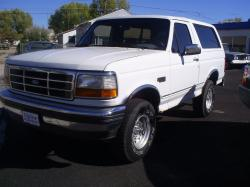 1994 Ford Bronco #11