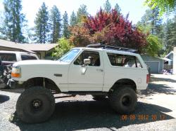 1994 Ford Bronco #7