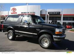 1994 Ford Bronco #12