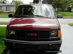 1994 GMC Safari #5