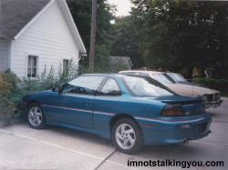 1994 Pontiac Grand Am #7
