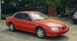 1994 Pontiac Grand Am #9
